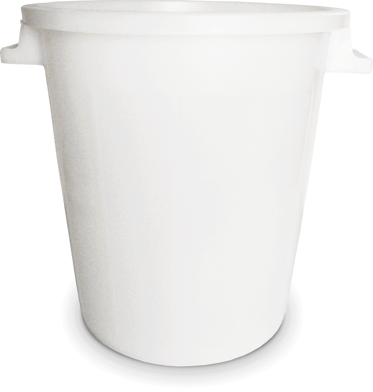 Disposal bin with lid, plastic 0