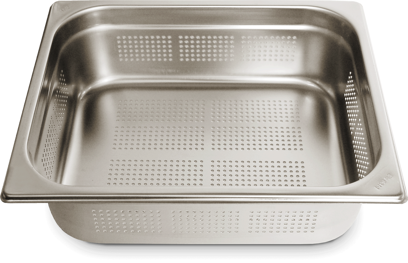 Gastronorm pan, perforated 0