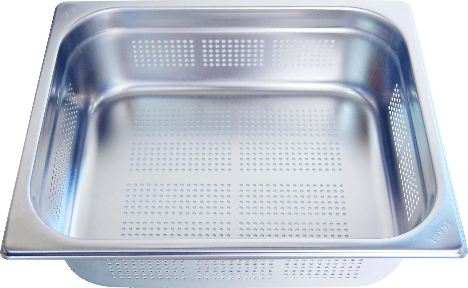 Gastronorm pan, perforated 1