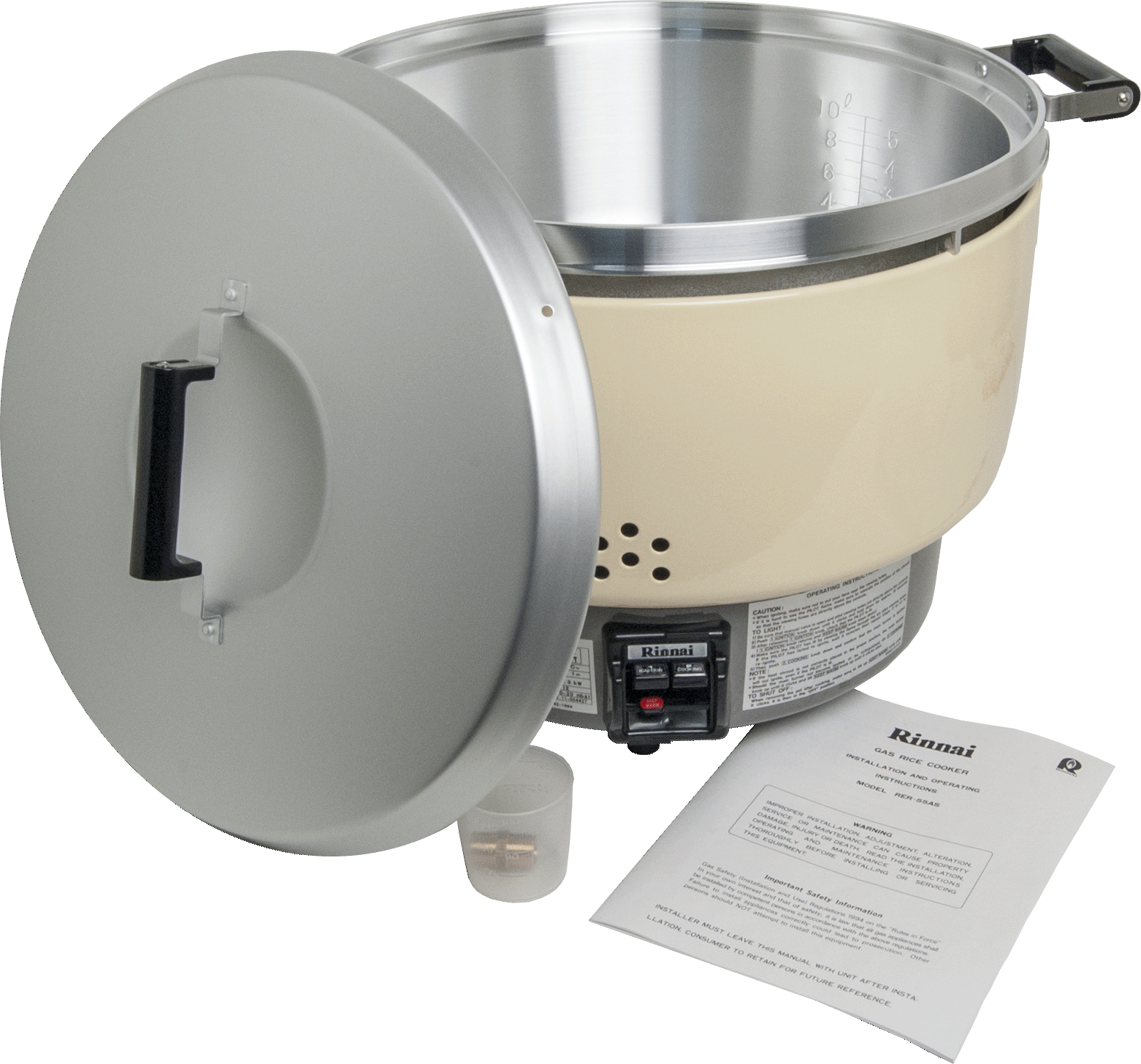 Gas rice cooker 1